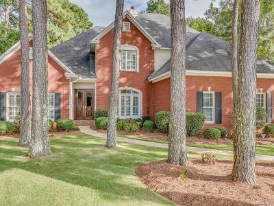 Montgomery Single Family Home For Sale: 7157 Pinecrest Drive
