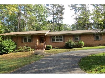 Wetumpka Single Family Home For Sale: 101 Woodland Drive