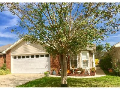 Montgomery Single Family Home For Sale: 1773 Young Pointe Boulevard