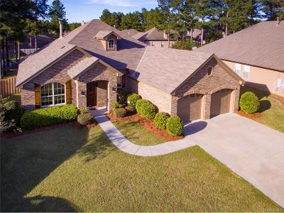Pike Road Single Family Home For Sale: 9733 Silver Bell Court