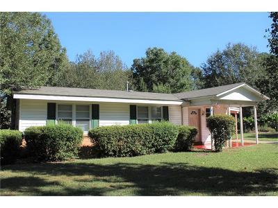 Millbrook Single Family Home For Sale: 4651 Goodwyn Road