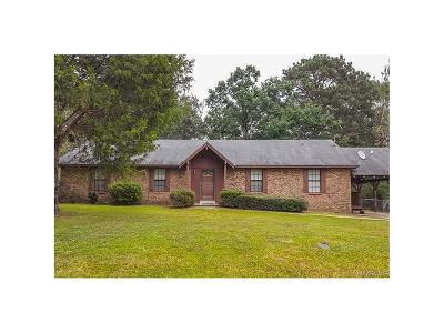 Wetumpka Single Family Home For Sale: 104 Shawnee Drive