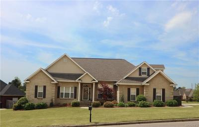 Prattville Single Family Home For Sale: 947 Fireside Drive