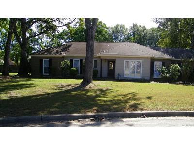 Montgomery Single Family Home For Sale: 4206 Thames Court
