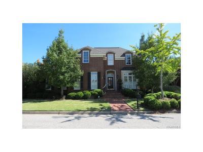 Montgomery Single Family Home For Sale: 4052 Ballentine Drive