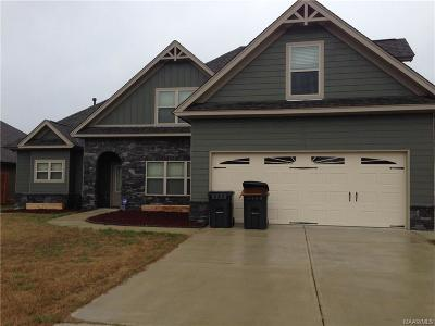 Pike Road Single Family Home For Sale: 114 Cantera Way