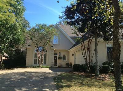 Montgomery Single Family Home For Sale: 9807 Bent Brook Drive