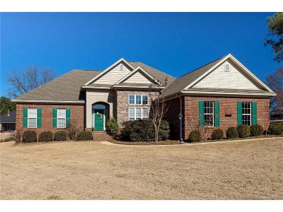 Wetumpka Single Family Home For Sale: 112 Marble Way
