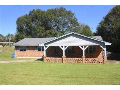 Prattville Single Family Home For Sale: 232 Marian Drive