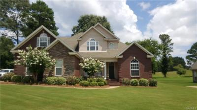 Wetumpka Single Family Home For Sale: 500 Grove Park Loop