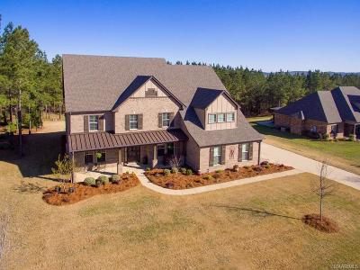 Wetumpka Single Family Home For Sale: 805 Brookwood Drive
