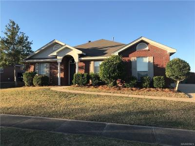 Montgomery AL Single Family Home For Sale: $160,000
