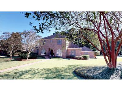 Montgomery Single Family Home For Sale: 550 Derby Lane