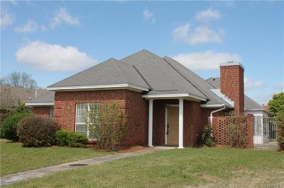 Prattville Single Family Home For Sale: 723 Summer Lane
