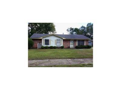 Montgomery Single Family Home For Sale: 4671 Conti Lane