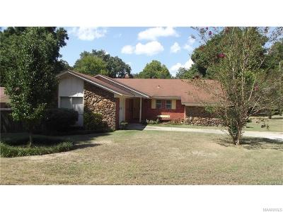 Prattville Single Family Home For Sale: 102 Oakland Drive