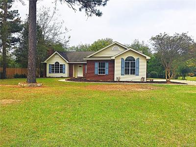 Wetumpka Single Family Home For Sale: 94 Stone River Loop