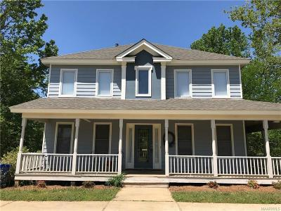 Prattville Single Family Home For Sale: 726 Silver Hills Drive