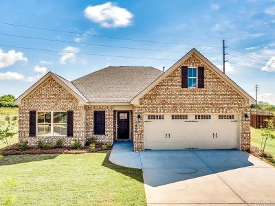 Prattville Single Family Home For Sale: 1800 Mabel Drive