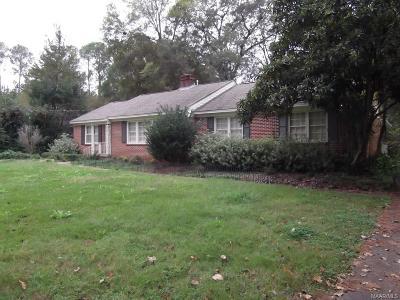 Edgewood Single Family Home For Sale: 3450 Thomas Avenue