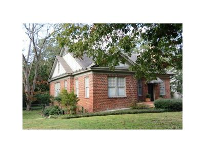 Montgomery Single Family Home For Sale: 3018 Cloverdale Road
