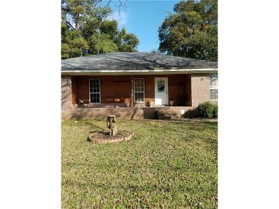 Prattville Single Family Home For Sale: 852 Wilberforce Avenue