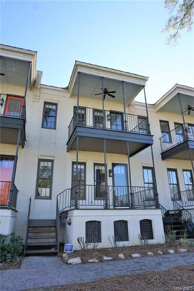 Pike Road Condo/Townhouse For Sale: 11 Pier Street