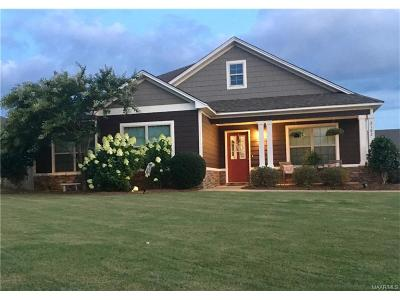 Prattville Single Family Home For Sale: 2182 Addison Way