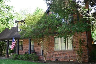 Montgomery Single Family Home For Sale: 3302 Lexington Road