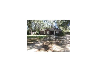 Millbrook Single Family Home For Sale: 99 Pecan Circle