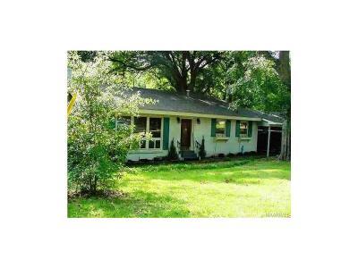 Prattville Single Family Home For Sale: 1310 Cooper Avenue
