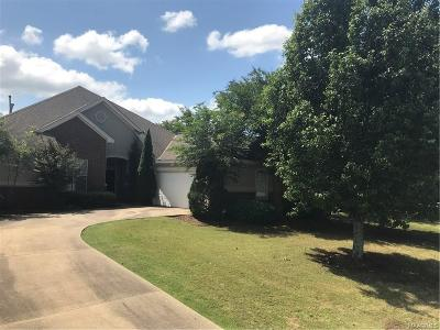 Montgomery Single Family Home For Sale: 8530 Carillion Place