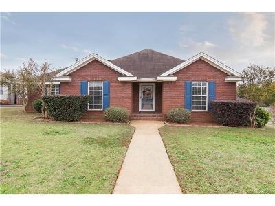 Prattville Single Family Home For Sale: 502 Breckinridge Lane