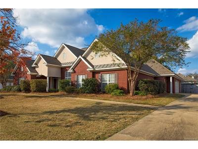 Montgomery Single Family Home For Sale: 8348 Chadburn Crossing