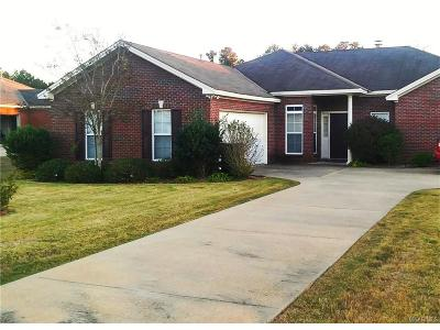 Pike Road Single Family Home For Sale: 443 Longwood Trail