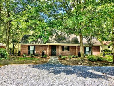 Montgomery AL Single Family Home For Sale: $139,900