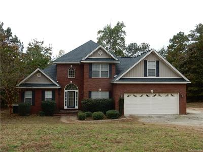 Prattville Single Family Home For Sale: 103 Emma Court