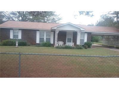 Pike Road Single Family Home For Sale: 2863 Kingman Drive