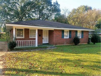 Montgomery Single Family Home For Sale: 3814 Bienville Road