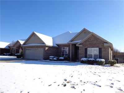Prattville Single Family Home For Sale: 559 Ashton Oak Drive