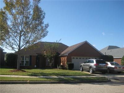 Montgomery Single Family Home For Sale: 1348 Hidden Ridge