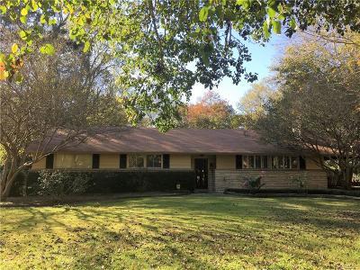 Edgewood Single Family Home For Sale: 3526 Bankhead Avenue