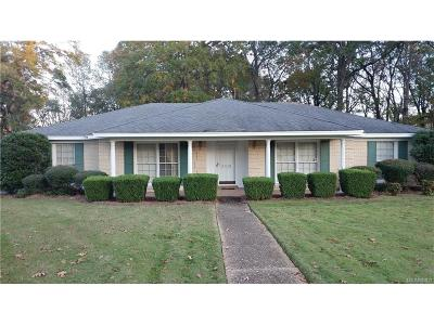 Montgomery Single Family Home For Sale: 3419 Country Church Road