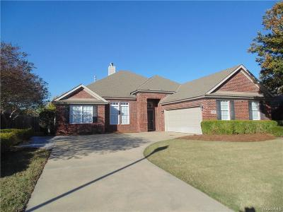 Montgomery Single Family Home For Sale: 9609 Helmsley Circle