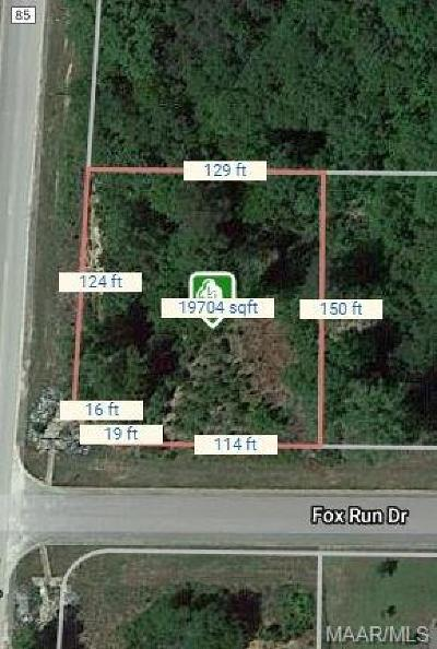 Deatsville AL Residential Lots & Land For Sale: $22,000