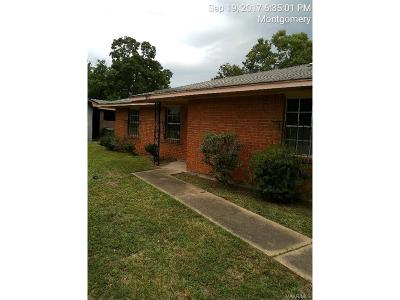 Montgomery Single Family Home For Sale: 3910 Gateway Court