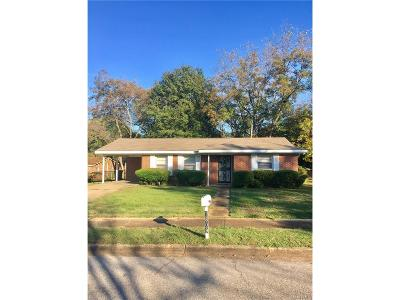 Montgomery Single Family Home For Sale: 1809 Cotton Court