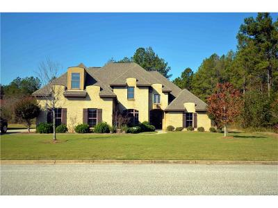 Montgomery Single Family Home For Sale: 9713 Irving Lane