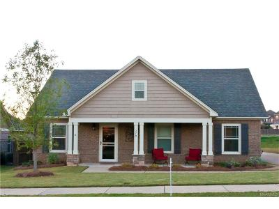 Prattville Single Family Home For Sale: 279 Meadowview Lane