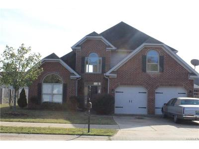 Montgomery Single Family Home For Sale: 6762 Overview Drive